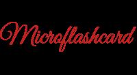 Microflashcard logo