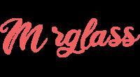 Mrglass logo