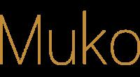 Muko logo