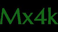 Mx4k logo
