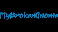MyBrokenGnome logo