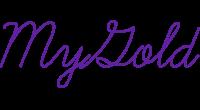 MyGold logo