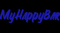 MyHappyBar logo