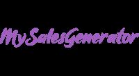 MySalesGenerator logo