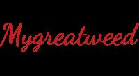 Mygreatweed logo