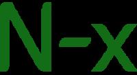 N-x logo