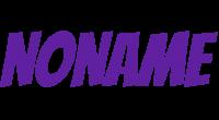 NoName logo