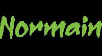 Normain logo
