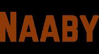 Naaby logo