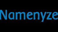 Namenyze logo