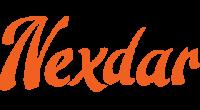 Nexdar logo
