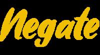 Negate logo