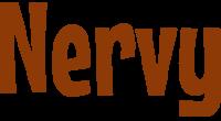 Nervy logo