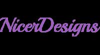 NicerDesigns logo