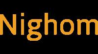 Nighom logo