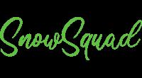 SnowSquad logo