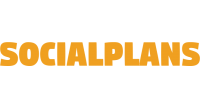 SocialPlans logo
