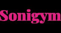 Sonigym logo