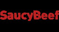 SaucyBeef logo