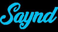 Saynd logo