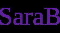 SaraB logo