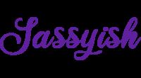 Sassyish logo