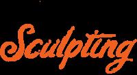 Sculpting logo