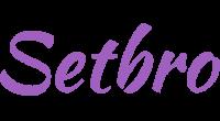 Setbro logo