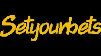 Setyourbets logo