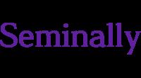 Seminally logo