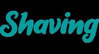 Shaving logo