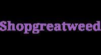 Shopgreatweed logo