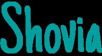 Shovia logo