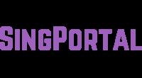 SingPortal logo