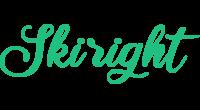 Skiright logo