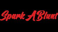 SparkABlunt logo