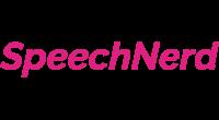 SpeechNerd logo