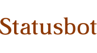 Statusbot logo