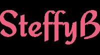 SteffyB logo