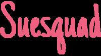 Suesquad logo