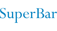 SuperBar logo