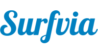 Surfvia logo