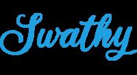 Swathy logo