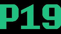 P19 logo