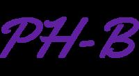 Ph-b logo