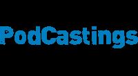 PodCastings logo