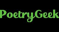 PoetryGeek logo