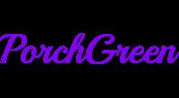 PorchGreen logo