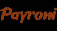 Payroni logo