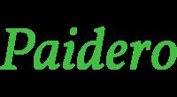 Paidero logo